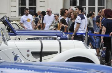 BMW Centennial 18 - Salone Auto Torino Parco Valentino
