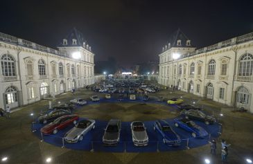 BMW Centennial 21 - Salone Auto Torino Parco Valentino