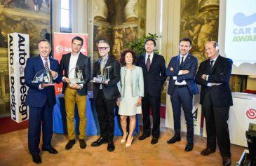 Car Design Award 25 - Salone Auto Torino Parco Valentino