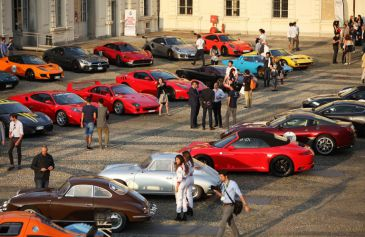 Cars and Coffee 26 - Salone Auto Torino Parco Valentino