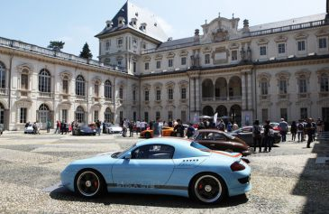 Cars and Coffee 38 - Salone Auto Torino Parco Valentino