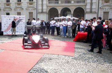 Squadra Corse Politecnico 2 - Salone Auto Torino Parco Valentino