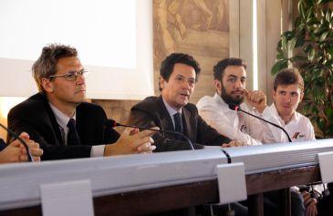 Squadra Corse Politecnico 14 - Salone Auto Torino Parco Valentino