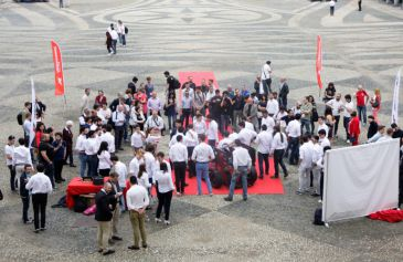 Squadra Corse Politecnico 24 - Salone Auto Torino Parco Valentino