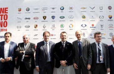 Conferenza Stampa 1 - Salone Auto Torino Parco Valentino
