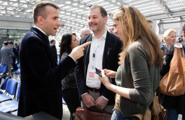Press Conference 14 - Salone Auto Torino Parco Valentino