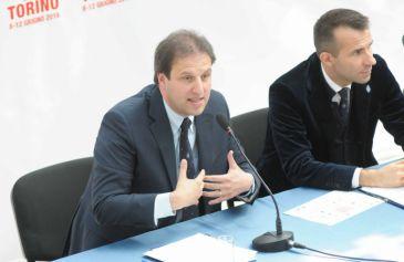 Press Conference 19 - Salone Auto Torino Parco Valentino