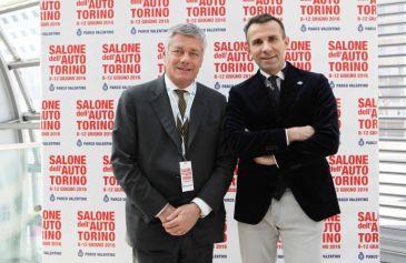 Press Conference 23 - Salone Auto Torino Parco Valentino