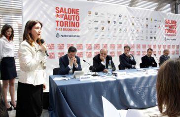 Press Conference 25 - Salone Auto Torino Parco Valentino