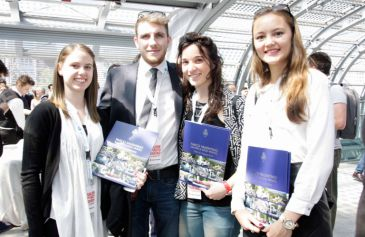 Conferenza Stampa 45 - Salone Auto Torino Parco Valentino