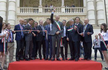 Inaugurazione 11 - Salone Auto Torino Parco Valentino