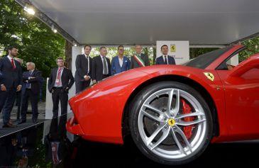 Inaugurazione 19 - Salone Auto Torino Parco Valentino