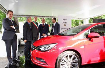 Inaugurazione 25 - Salone Auto Torino Parco Valentino