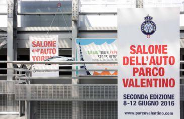 Porta Susa Installation 4 - Salone Auto Torino Parco Valentino