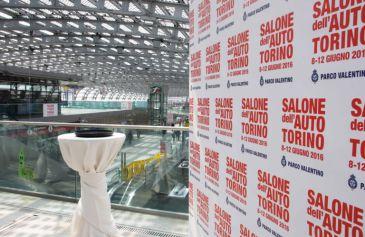 Installazione Porta Susa 5 - Salone Auto Torino Parco Valentino