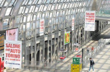 Installazione Porta Susa 6 - Salone Auto Torino Parco Valentino