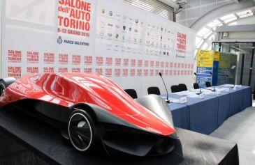 Porta Susa Installation 7 - Salone Auto Torino Parco Valentino