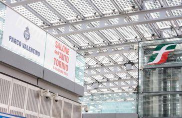 Installazione Porta Susa 9 - Salone Auto Torino Parco Valentino