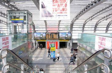 Installazione Porta Susa 10 - Salone Auto Torino Parco Valentino
