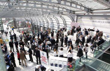 Installazione Porta Susa 14 - Salone Auto Torino Parco Valentino