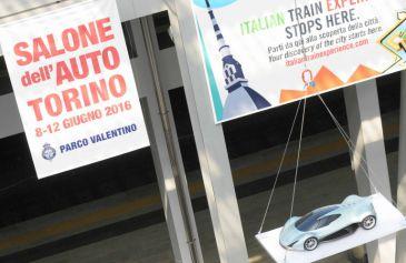 Porta Susa Installation 16 - Salone Auto Torino Parco Valentino