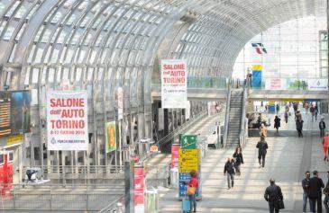 Porta Susa Installation 17 - Salone Auto Torino Parco Valentino