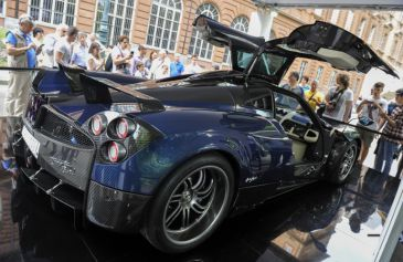 Car Show by Day 4 - Salone Auto Torino Parco Valentino