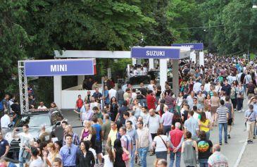 Car Show by Day 7 - Salone Auto Torino Parco Valentino