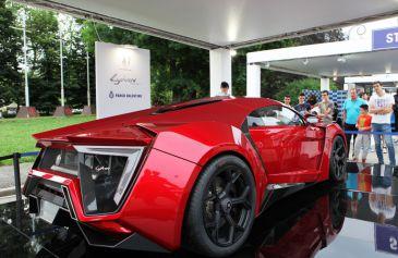 Car Show by Day 8 - Salone Auto Torino Parco Valentino