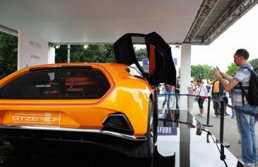 Car Show by Day 10 - Salone Auto Torino Parco Valentino