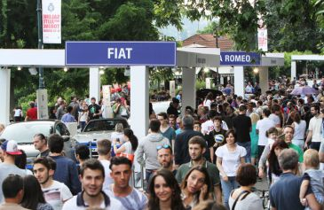 Car Show by Day 11 - Salone Auto Torino Parco Valentino