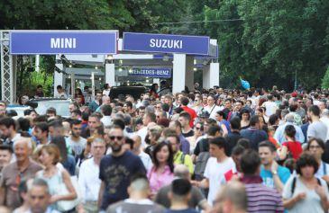 Car Show by Day 16 - Salone Auto Torino Parco Valentino