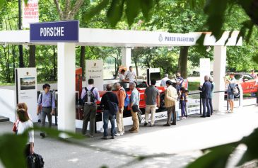 Car Show by Day 25 - Salone Auto Torino Parco Valentino