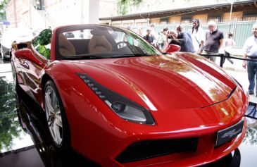 Car Show by Day 29 - Salone Auto Torino Parco Valentino