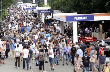Car Show by Day 30 - Salone Auto Torino Parco Valentino
