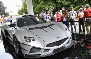 Car Show by Day 31 - Salone Auto Torino Parco Valentino