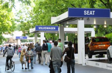 Car Show by Day 32 - Salone Auto Torino Parco Valentino