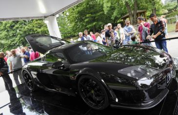 Car Show by Day 33 - Salone Auto Torino Parco Valentino