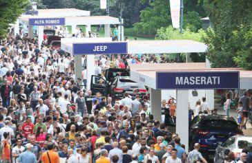 Car Show by Day 40 - Salone Auto Torino Parco Valentino