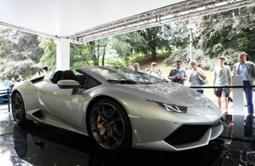 Car Show by Day 43 - Salone Auto Torino Parco Valentino