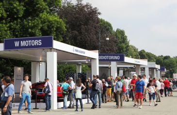 Car Show by Day 44 - Salone Auto Torino Parco Valentino
