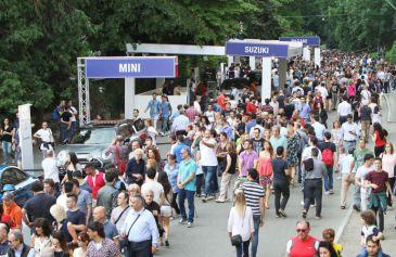 Car Show by Day 48 - Salone Auto Torino Parco Valentino