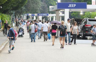 Car Show by Day 52 - Salone Auto Torino Parco Valentino