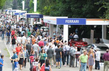 Car Show by Day 55 - Salone Auto Torino Parco Valentino