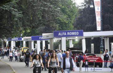 Car Show by Day 65 - Salone Auto Torino Parco Valentino