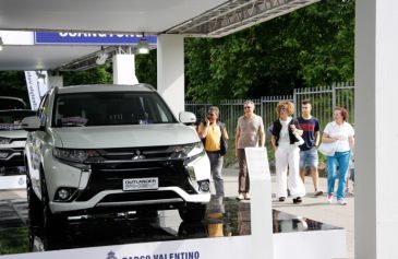 Car Show by Day 80 - Salone Auto Torino Parco Valentino