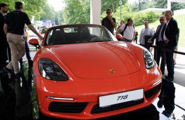 Car Show by Day 81 - Salone Auto Torino Parco Valentino