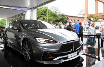 Car Show by Day 84 - Salone Auto Torino Parco Valentino