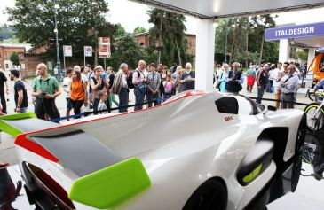 Car Show by Day 85 - Salone Auto Torino Parco Valentino