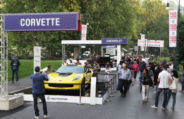 Car Show by Day 87 - Salone Auto Torino Parco Valentino